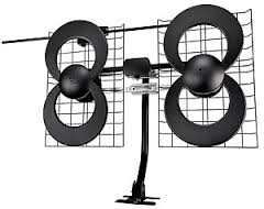 Antennas Direct Clearstream C4-V (C4-V-CJM) HDTV Antenna with CJ Mount (J-pole) and VHF retrofit kit built in. Complete HDTV combo pack from Antennas Direct Canada distributor Save And Replay