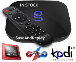 Matricom G-Box is in stock with Kodi