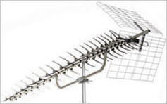 Antennas DIrect 91XG Yagi high gain deep fringe UHF only HDTV Antenna