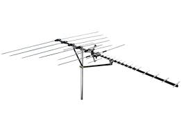 Channel Master 5020 Masterpiece HDTV Antenna Yagi traditional deep fringe UHF VHF and FM Ariel