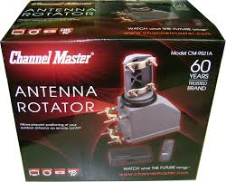 Channel Master 9521a Rotor controller and remote kit, to rotate your HDTV Antenna